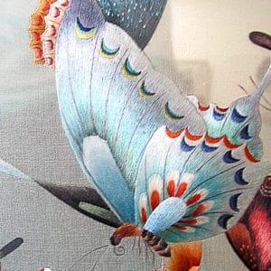 Цветы, Бабочки, Стрекозы, Птицы.