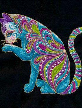 Коты этюды