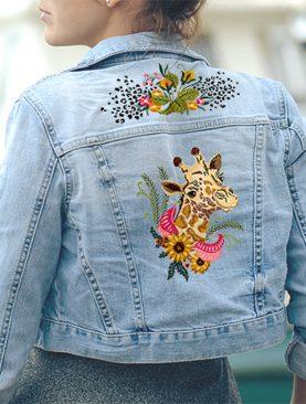 Цветочное сафари