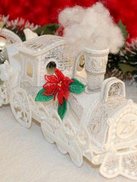 Рождественский Полярный Экспресс