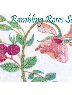 Раскидистые розы Набор 1