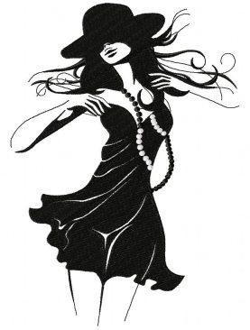Мода на черное