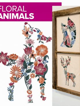 Цветочные животные