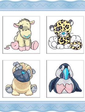 Детеныши животных I