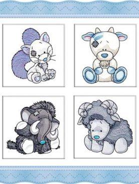 Детеныши животных III