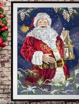 Заколдованный Санта