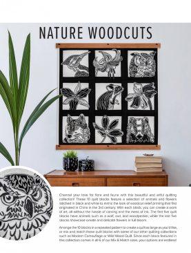Природа в гравюрах