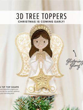 Верхушки деревьев 3D проекты